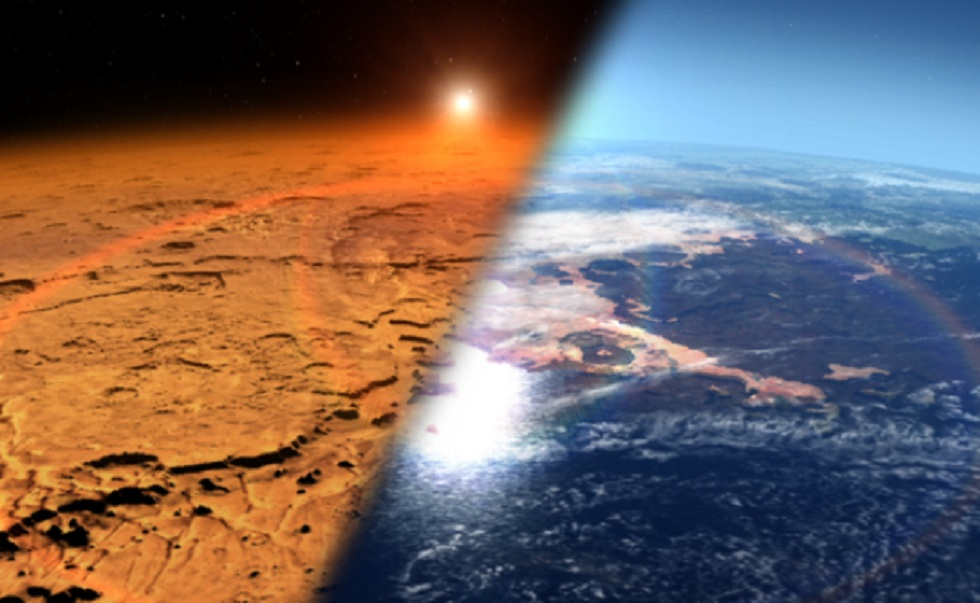 Школьники из Павлодара намерены колонизировать Марс