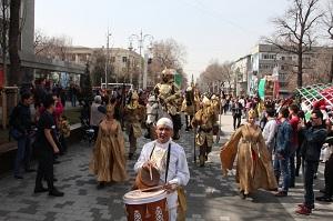 «Шествие Наурыз – 2019» пройдет в Алматы