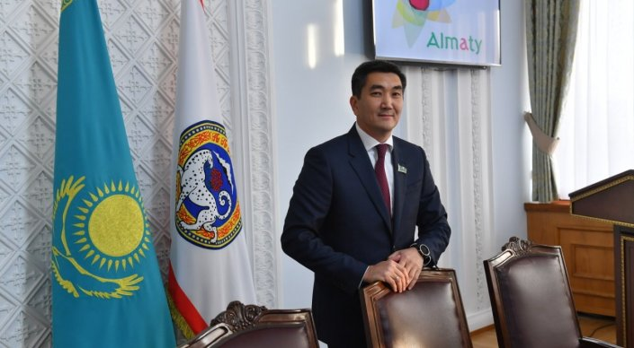 Управление предпринимательства и инвестиций Алматы возглавил Мухит Азирбаев