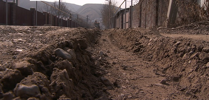 Канализацию и водопровод наладят в микрорайоне Думан