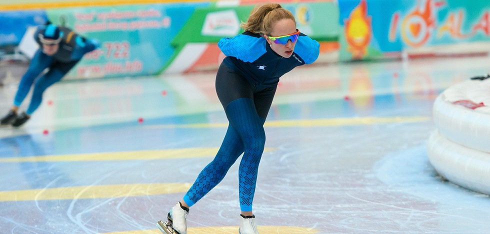 Конькобежка Екатерина Айдова выиграла международный турнир в Калгари