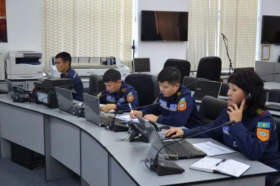 Костанайцев предупредили об ответственности за ложные звонки на номер 112