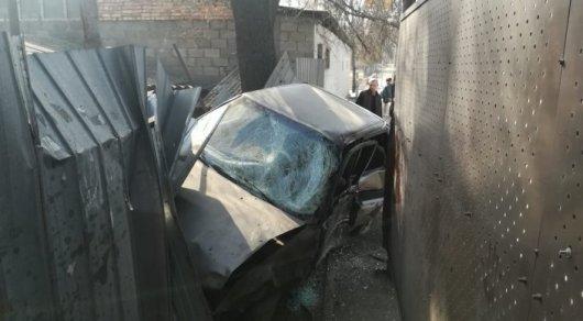 Водитель, сбивший женщин на остановке в Алматы, ранее был лишен прав