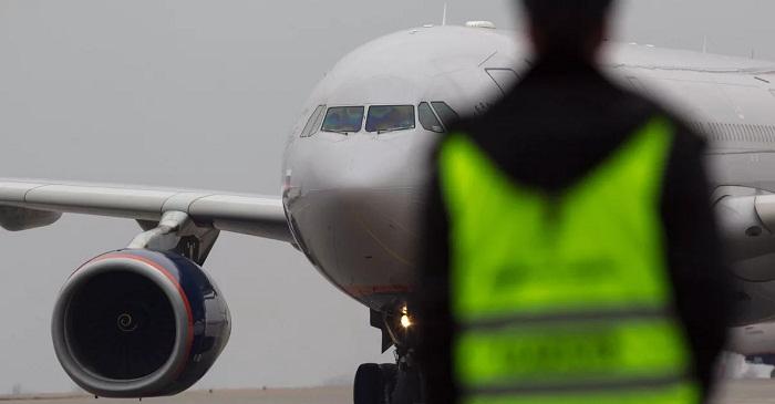 Пьяный дебош на борту Air Astana устроил гражданин России