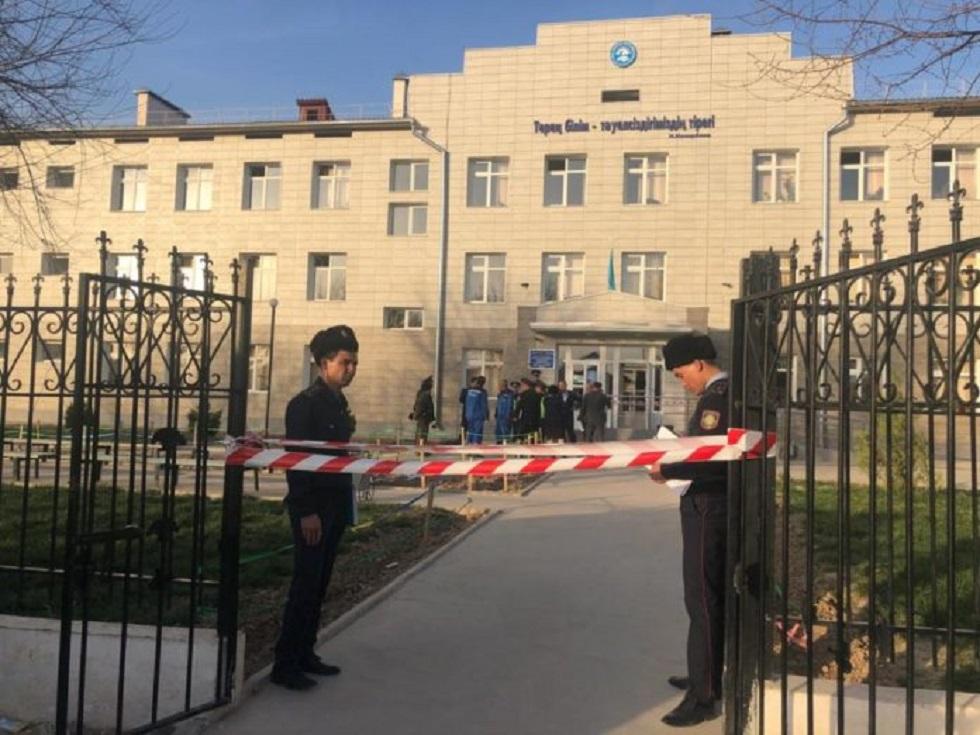 """Школьники Шымкента не могли отравиться природным газом - АО """"КазтрансГаз Аймак"""""""
