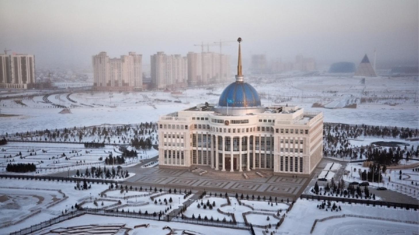 ВРИО управляющего делами Президента назначен в РК