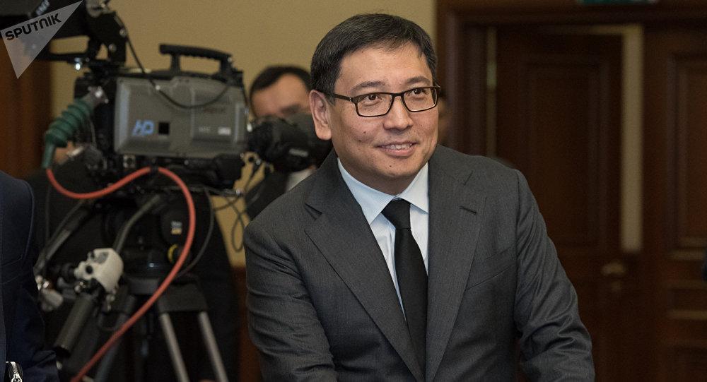 Глава Нацбанка Досаев объяснил колебания курса тенге
