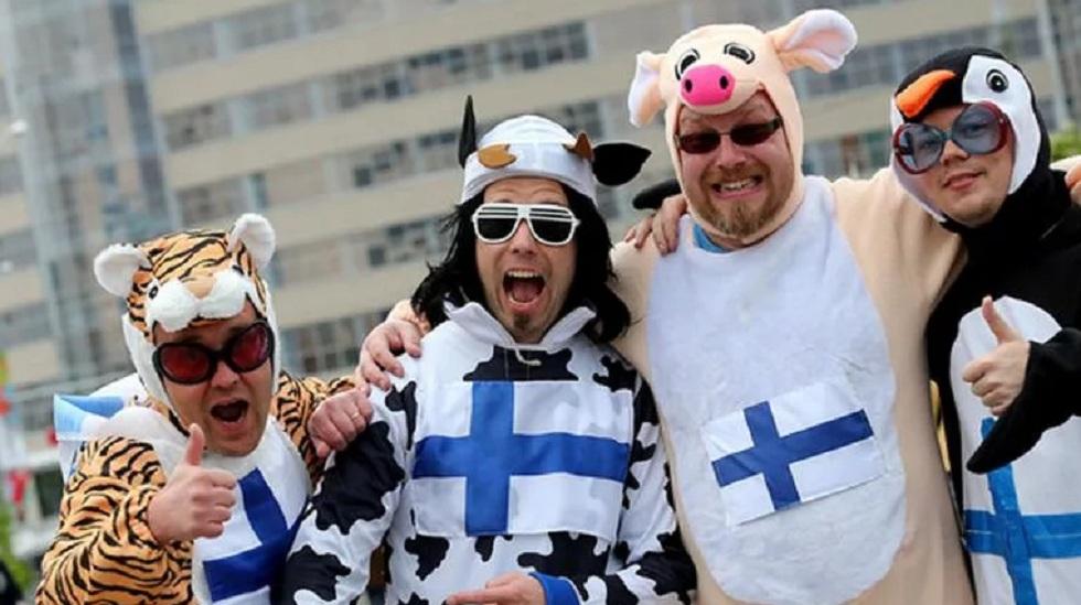 Самой счастливой страной в мире стала Финляндия