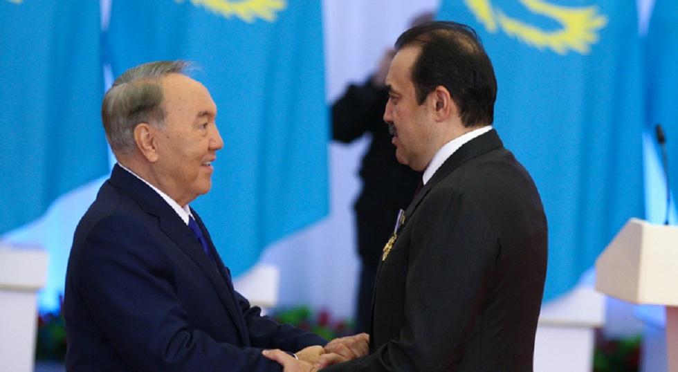 Карим Масимов собирается написать книгу о Нурсултане Назарбаеве