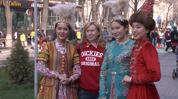 На празднование Наурыза в Алматы приехало более 5 тысяч туристов