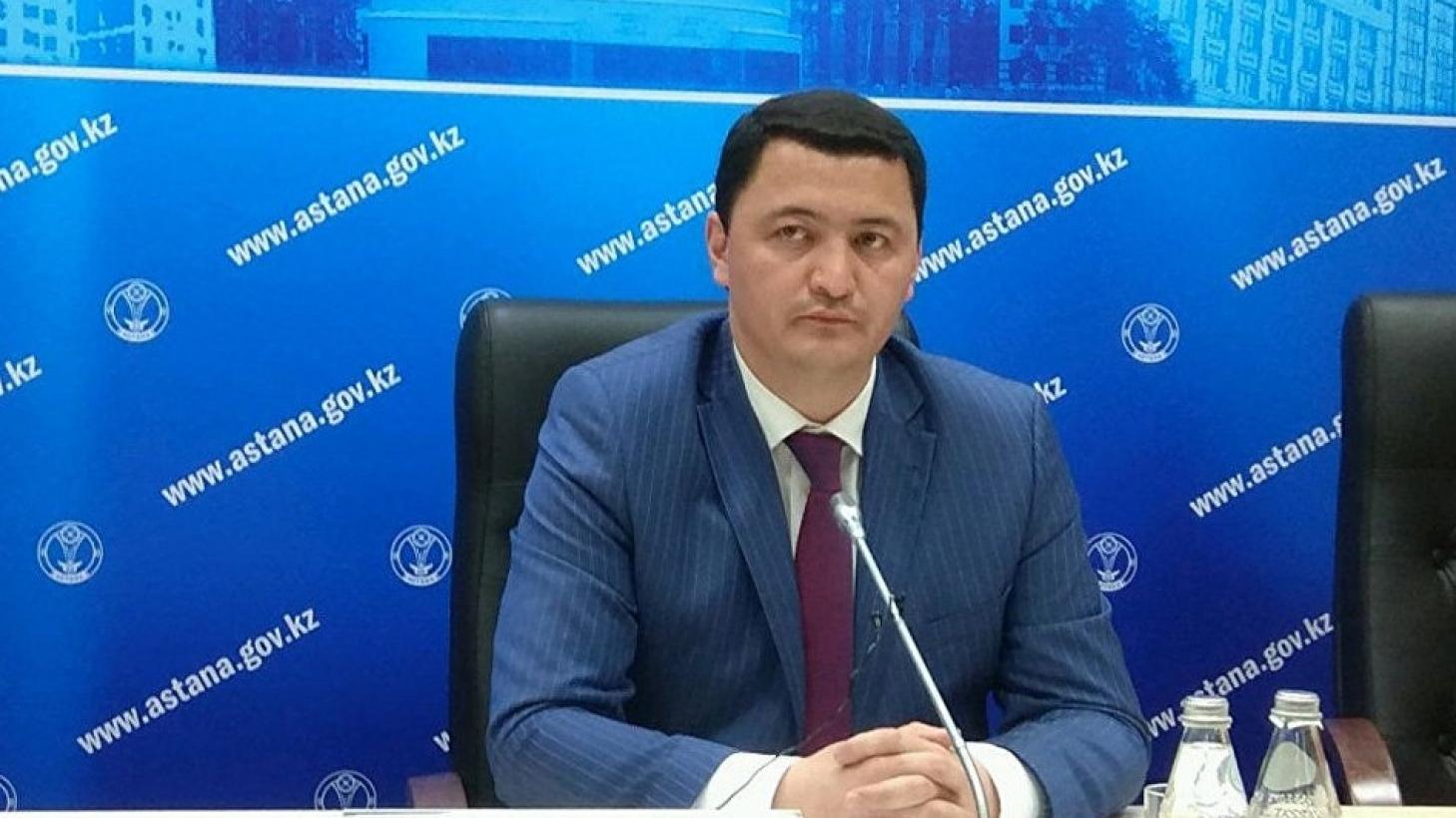Вице-министр здравоохранения назначен в РК