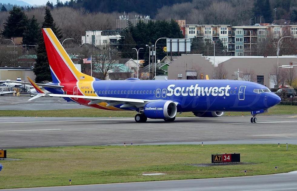 Экстренную посадку в США совершил Boeing 737 MAX