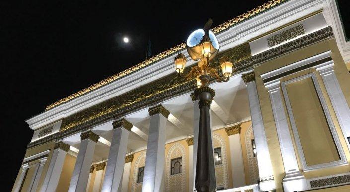 Ночь в опере: Всемирный день театра отмечает ГАТОБ им. Абая