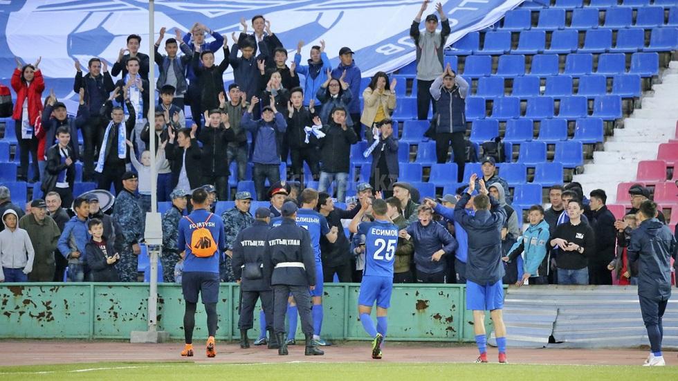 Вход на футбольный матч «Ertis» - «Кайсар» в Павлодаре решили сделать бесплатным