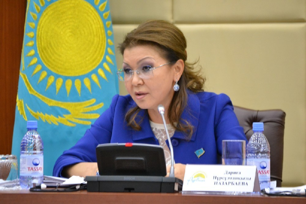 Гибель рыбы в Урале и отстрел сайгаков: Дарига Назарбаева подняла вопросы в Сенате