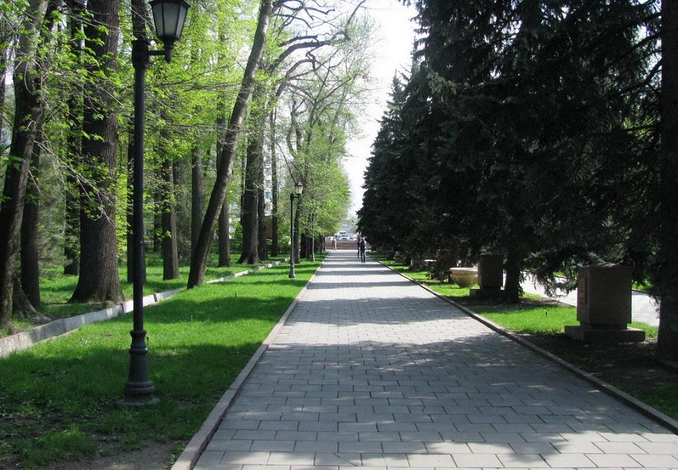 Погода в Алматы с 1 по 7 апреля 2019