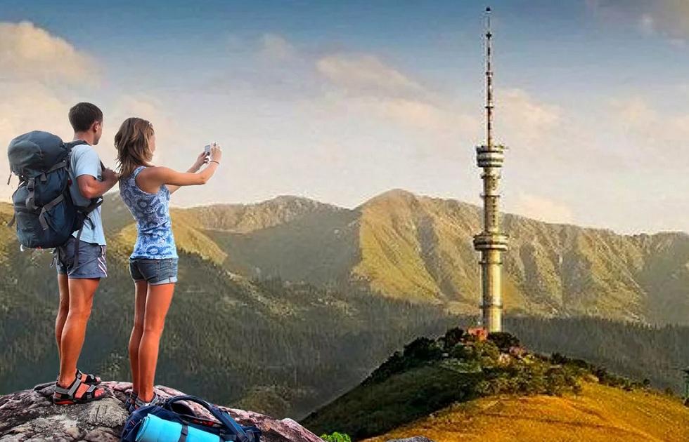 Более 1 млн туристов посетило Алматы в 2018 году