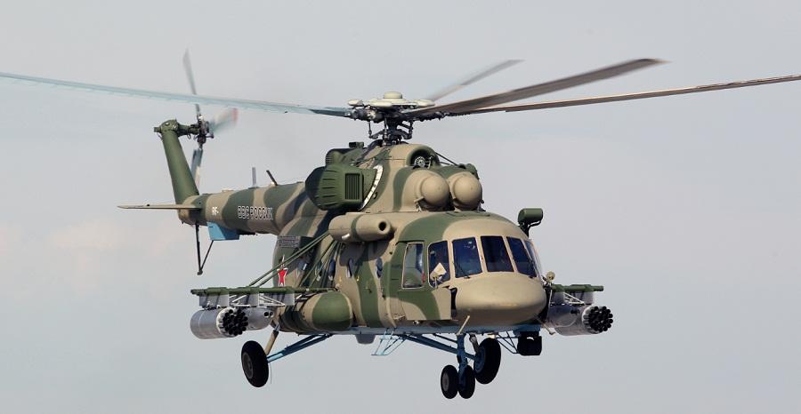 Возможную причину крушения вертолета МИ-8 назвал эксперт