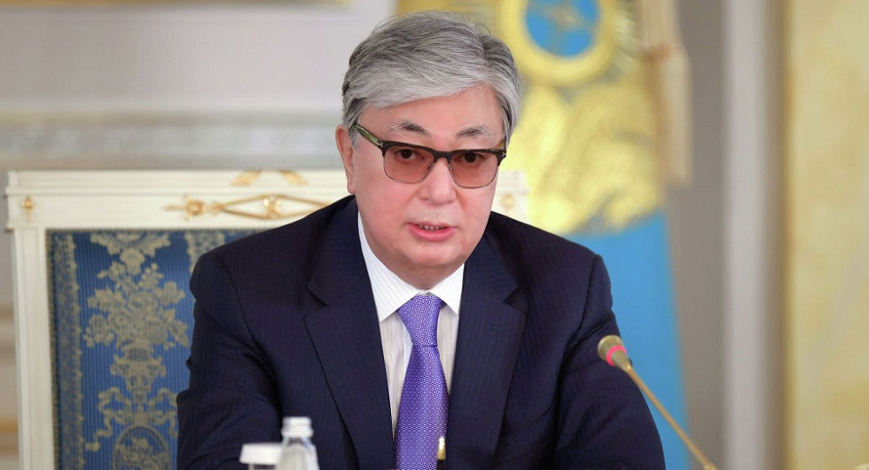 Касым-Жомарт Токаев дал первое интервью на посту главы государства