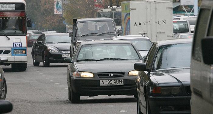 До 40 км в час могут снизить скорость для авто близ школ Алматы