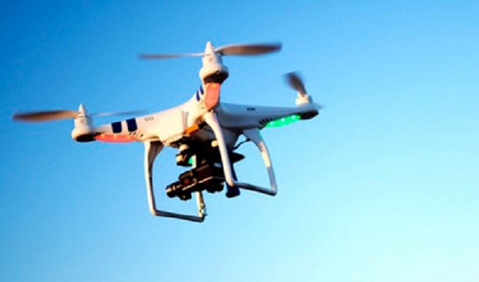 Незаконный полет квадрокоптера пресекли над зданием Минобороны РК