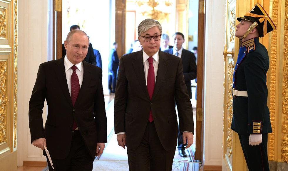 Визит Токаева в Москву: о чем договорились президенты России и Казахстана