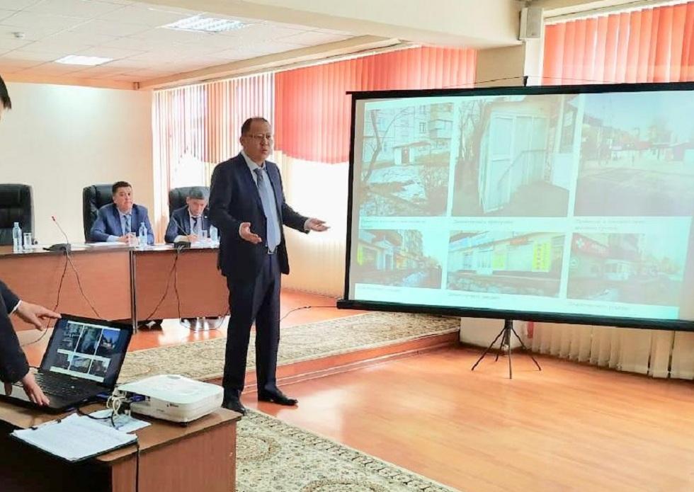 Акимы районов Алматы проводят встречи с жителями, предпринимателями и коммунальщиками