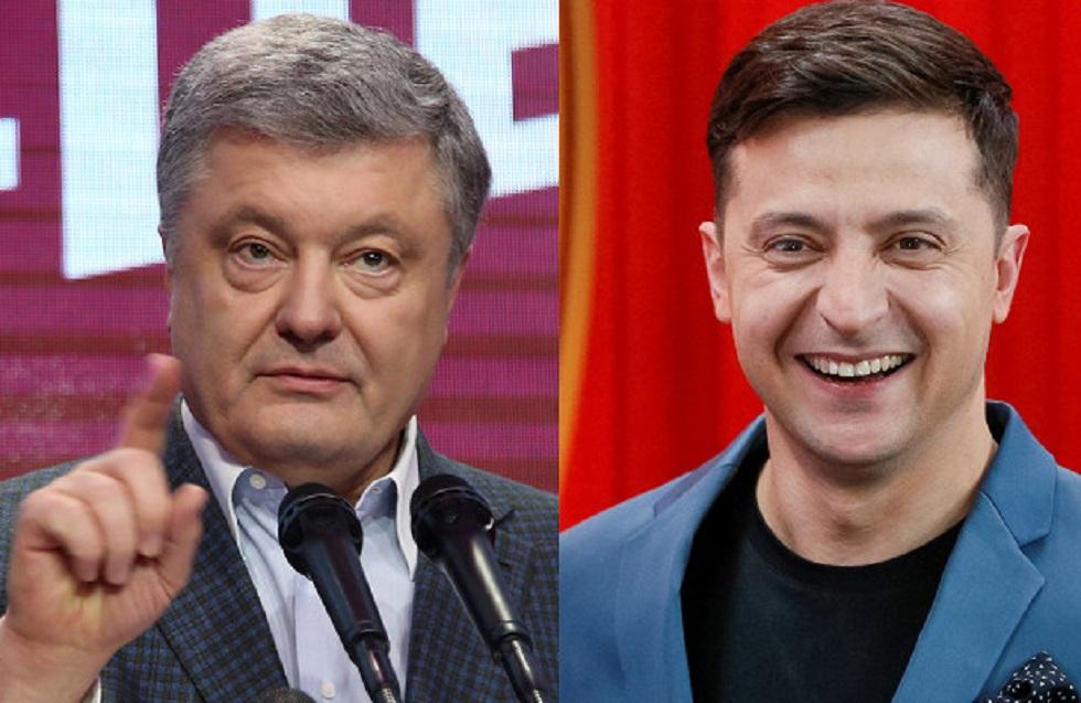 Вызов принят: Петр Порошенко согласился на дебаты с Владимиром Зеленским
