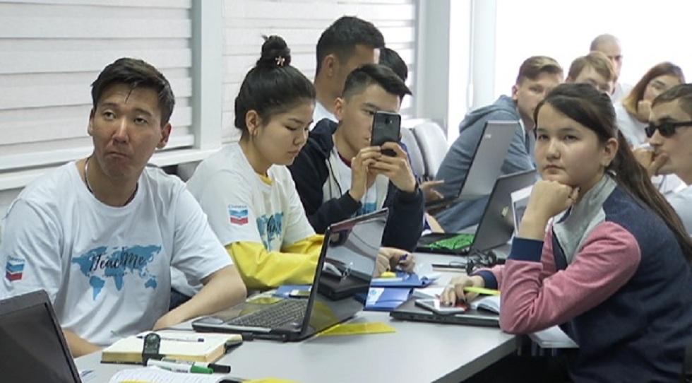 24 вундеркинда со всего Казахстана собрались в IT-лагере  в Алматы