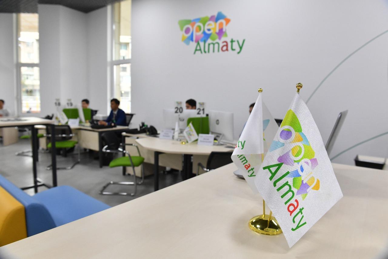 «Open Almaty» қабылдау орталығына жүгінген тұрғындардың 90%-ның мәселесі оң шешілген