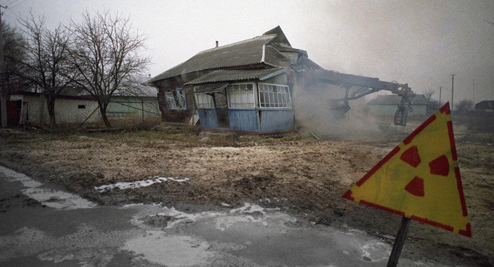 Экскурсии в Чернобыльскую зону запускают из Беларуси
