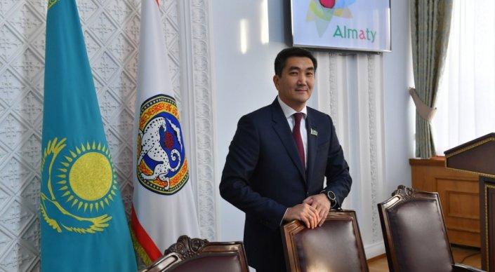 Заместителем акима Алматы назначен Мухит Азирбаев