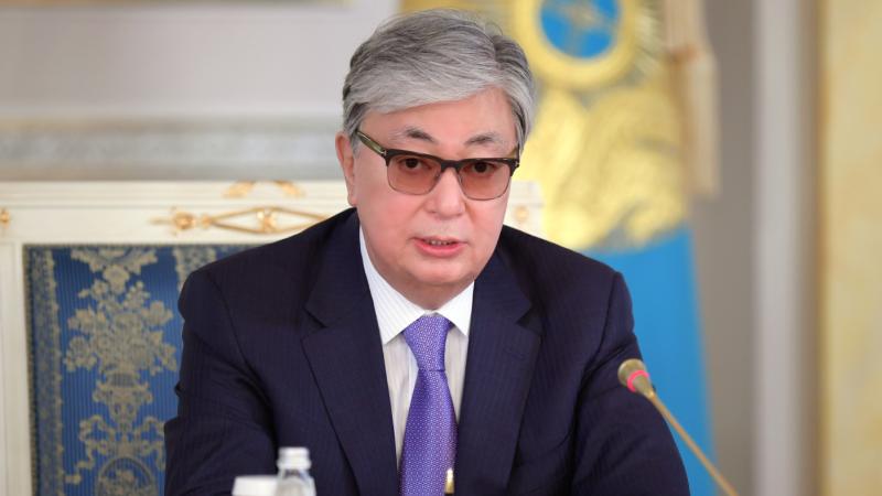 Касым-Жомарт Токаев выступит с обращением к казахстанцам