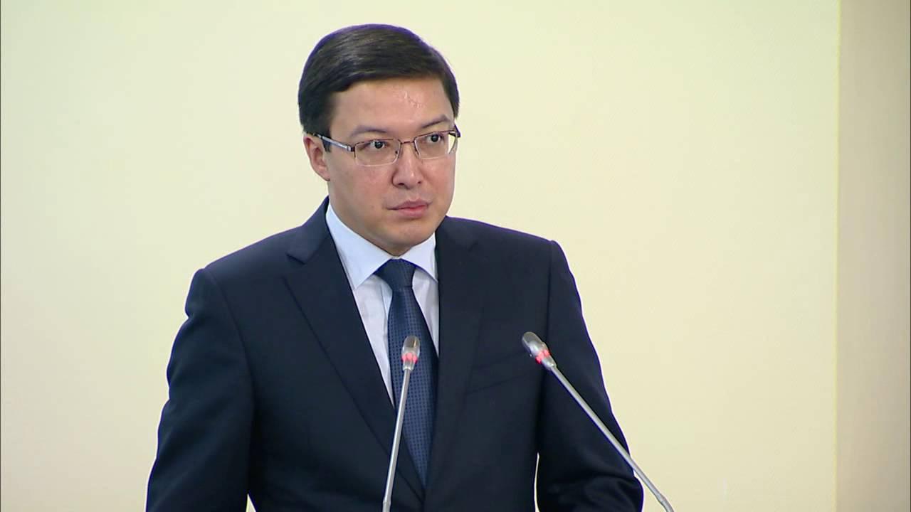 Данияр Акишев назначен помощником Н. Назарбаева