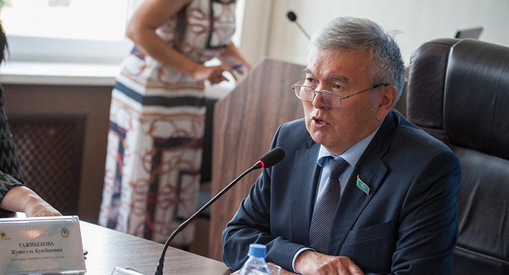 Предстоящие выборы покажут политическую зрелость нашего народа – Р. Алшанов