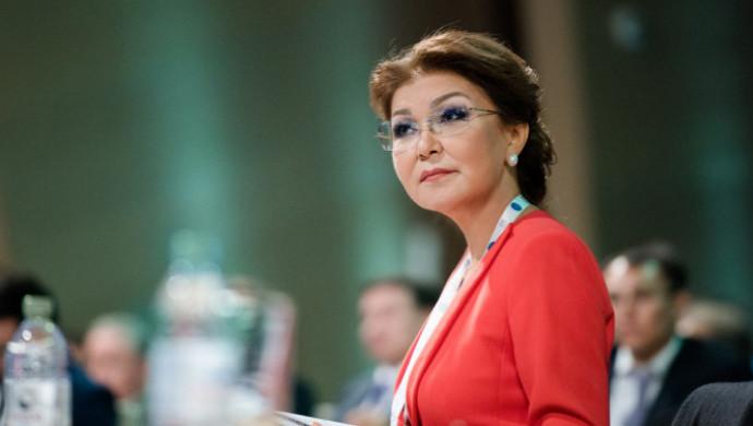 """Выдвинуть кандидатуру Дариги Назарбаевой на выборы может партия """"Nur Otan"""""""