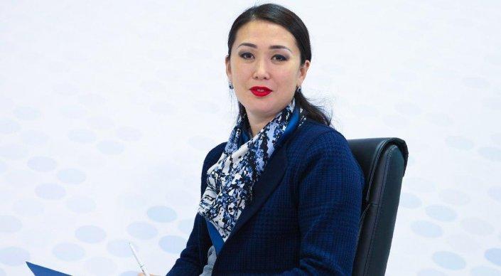 Назначена вице-министр информации и общественного развития