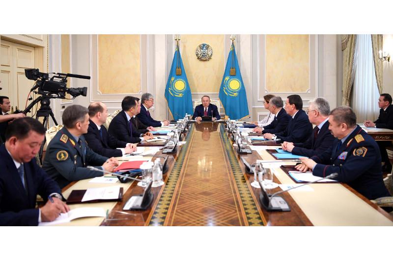 """""""Произошедшие политические события вызвали большой интерес мировой общественности"""" - Назарбаев"""