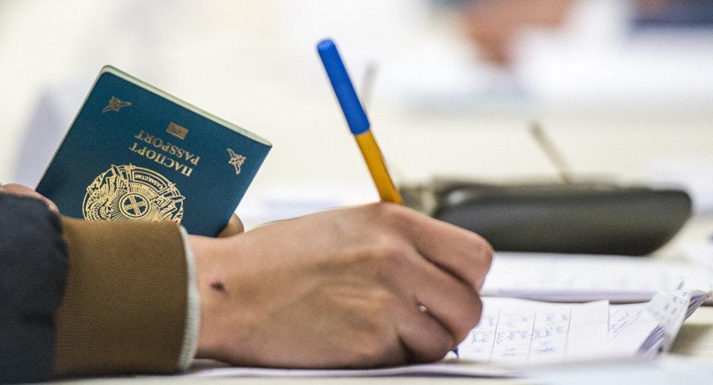 Алматинцев призвали активнее участвовать в голосовании в день выборов президента