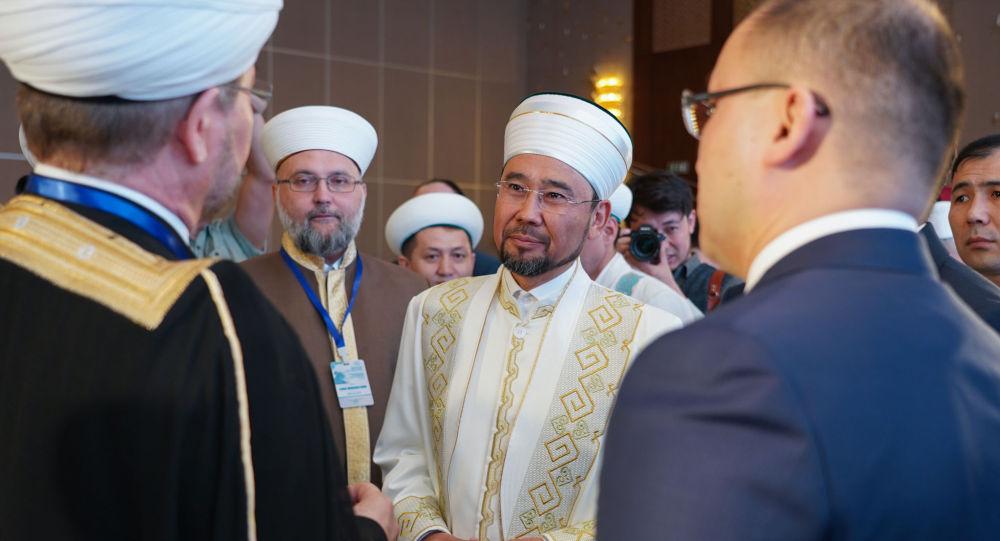 Муфтии из России, Китая и Кыргызстана собрались в Нур-Султане на конференции