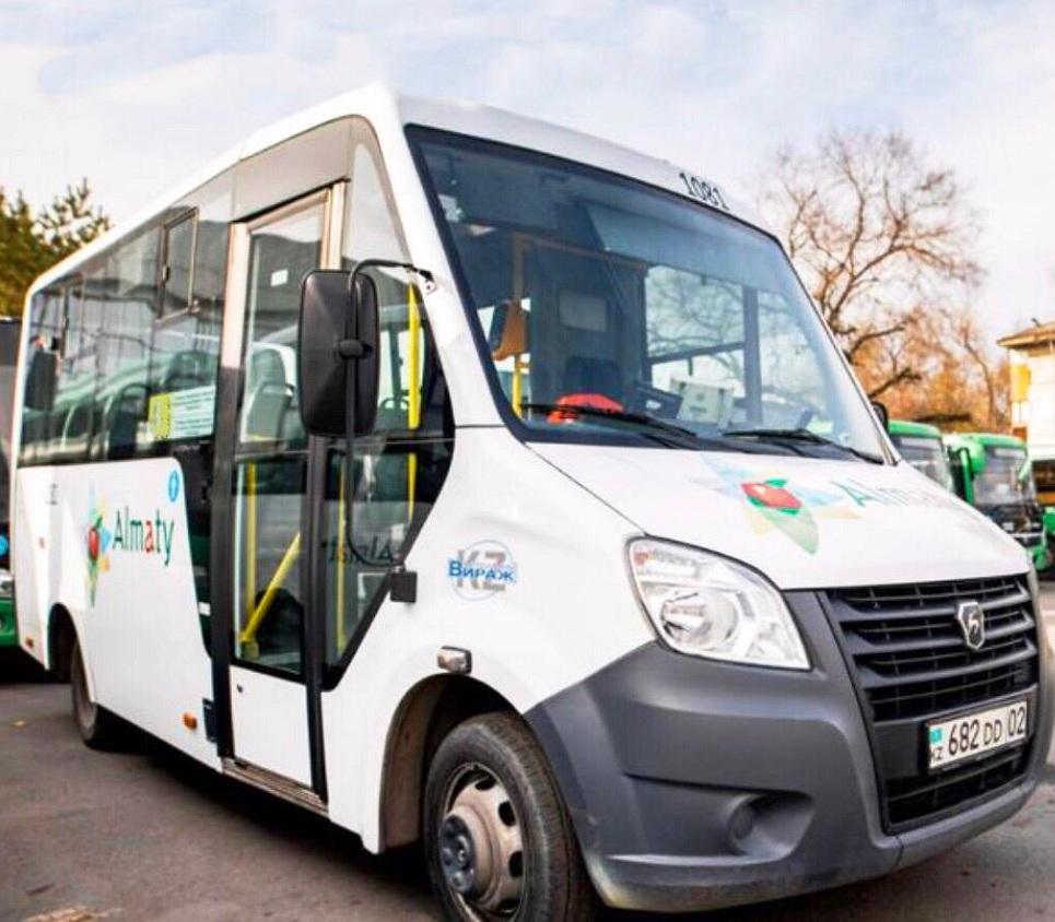 Автобусный маршрут №68 продлят в Алматы