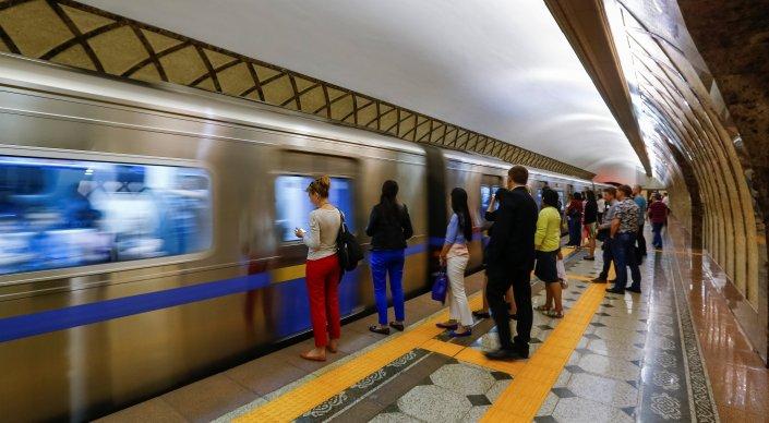 Бесплатный Wi-fi появился в метро Алматы