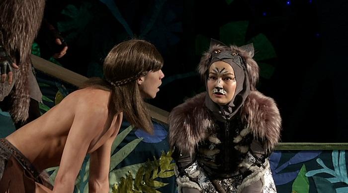 Алматыдағы балалар мен жасөспірімдер театры «Маугли» ертегісінің жаңа нұсқасын ұсынды