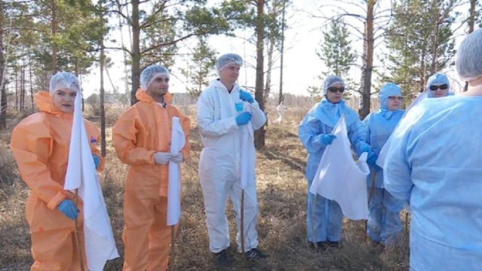 В Костанайской области зафиксированы первые укусы клещей