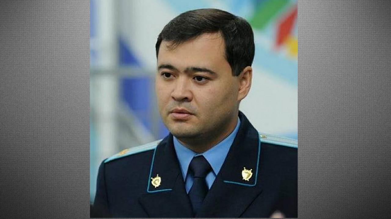 Первый заместитель прокурора назначен в Алматы