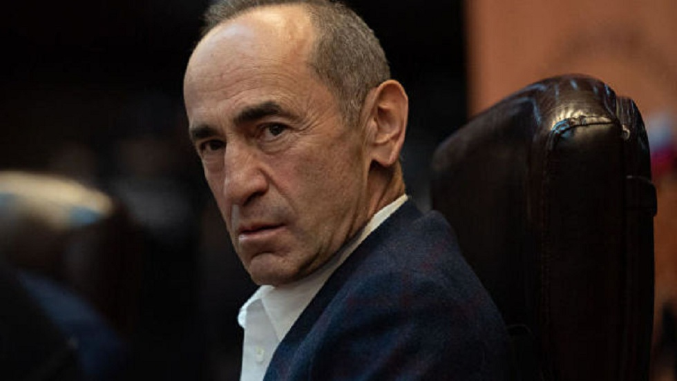 Письмо арестованному экс-президенту Армении направил Нурсултан Назарбаев