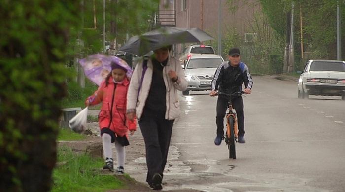 Опасный перекресток беспокоит жителей Наурызбайского района Алматы