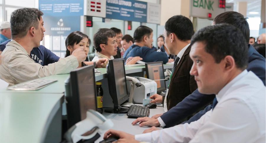В спецЦОНах Казахстана произошел сбой - одна из услуг недоступна
