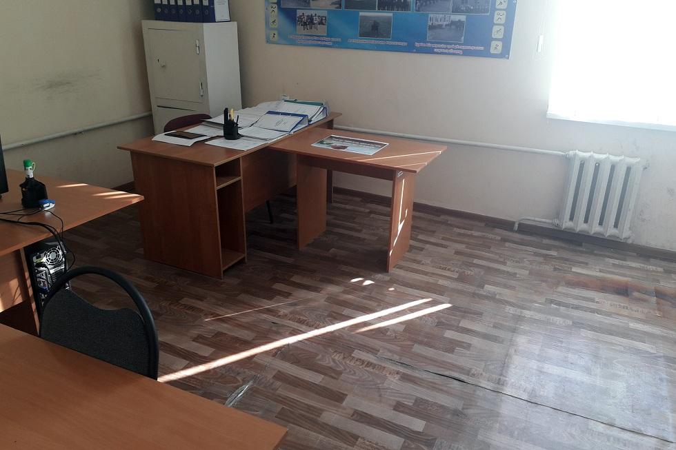 Городское и районное начальство Жамбылской области может лишиться комнат отдыха в своих кабинетах