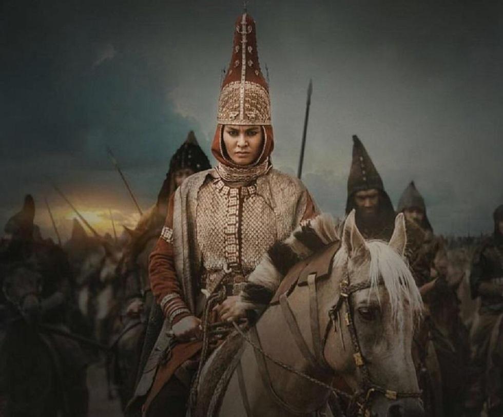 """Режиссер Акан Сатаев представил официальный постер фильма """"Томирис"""""""